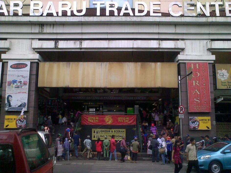 Pasar Baru Trade Centre Indonesia