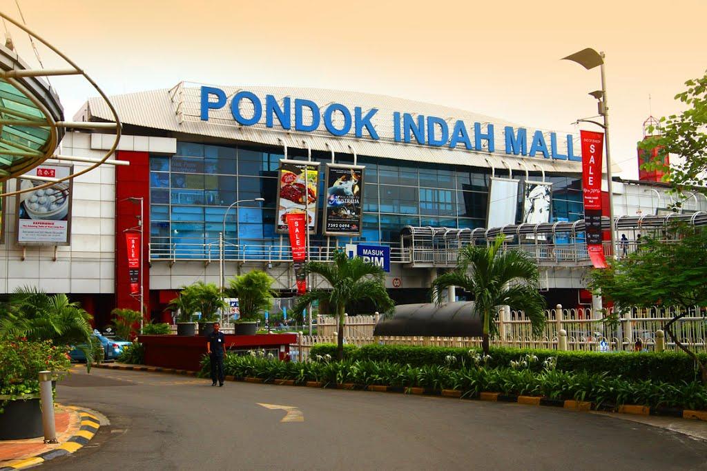 The Pondok Indah Mall