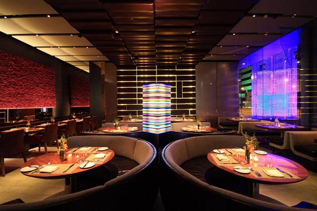 BOA Steakhouse in West Hollywood, California