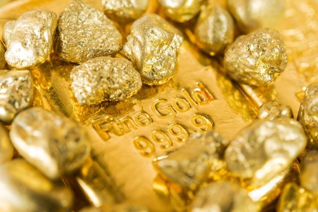 Gold mines