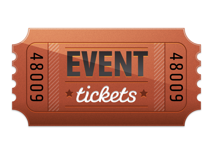tickets to an event