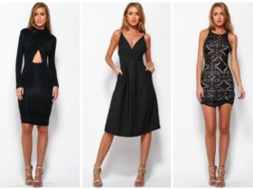 lbd long necklaces