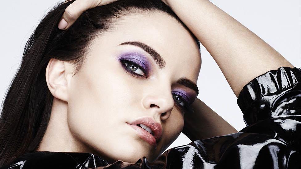 corporate women makeup