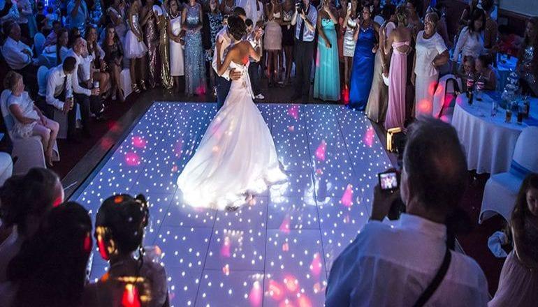 Wedding entertainment min