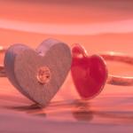 Coloured Stone Wedding Rings