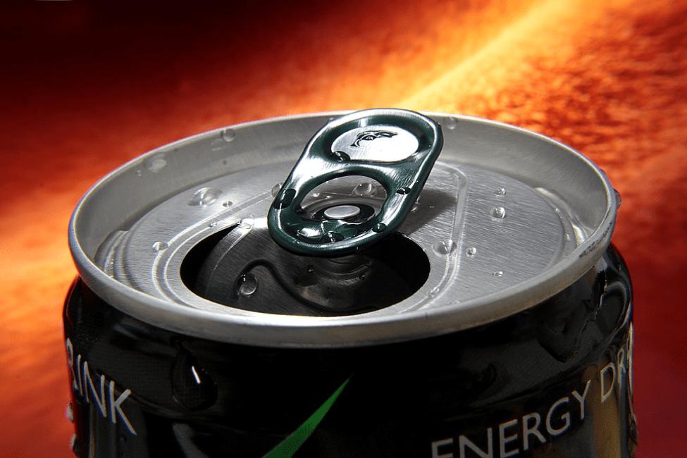 Energy drinks for skin issue
