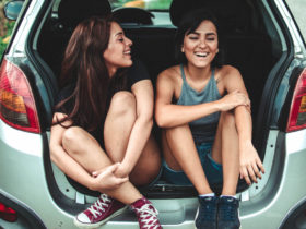 Girly Road Trip