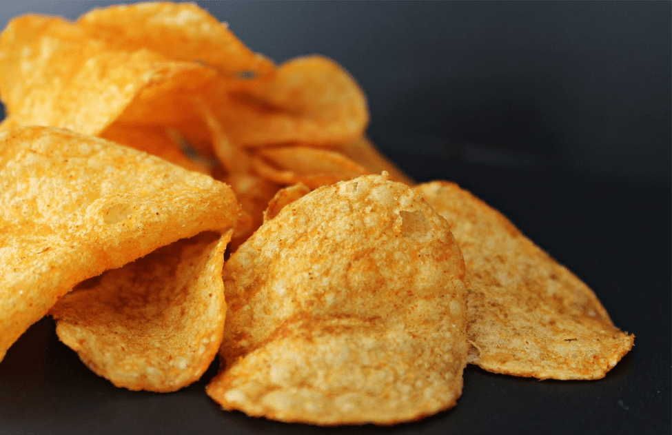 chips for skin issue