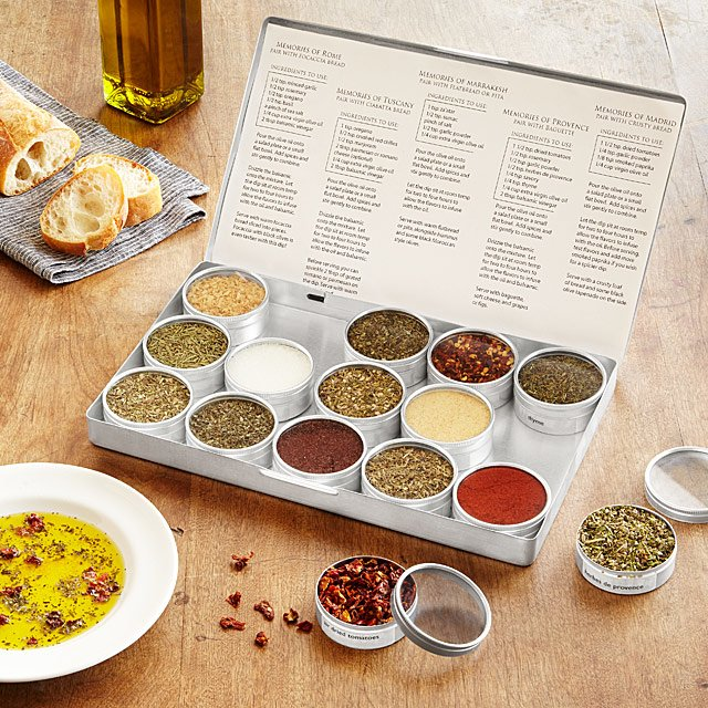 Oil Dipping Spices set