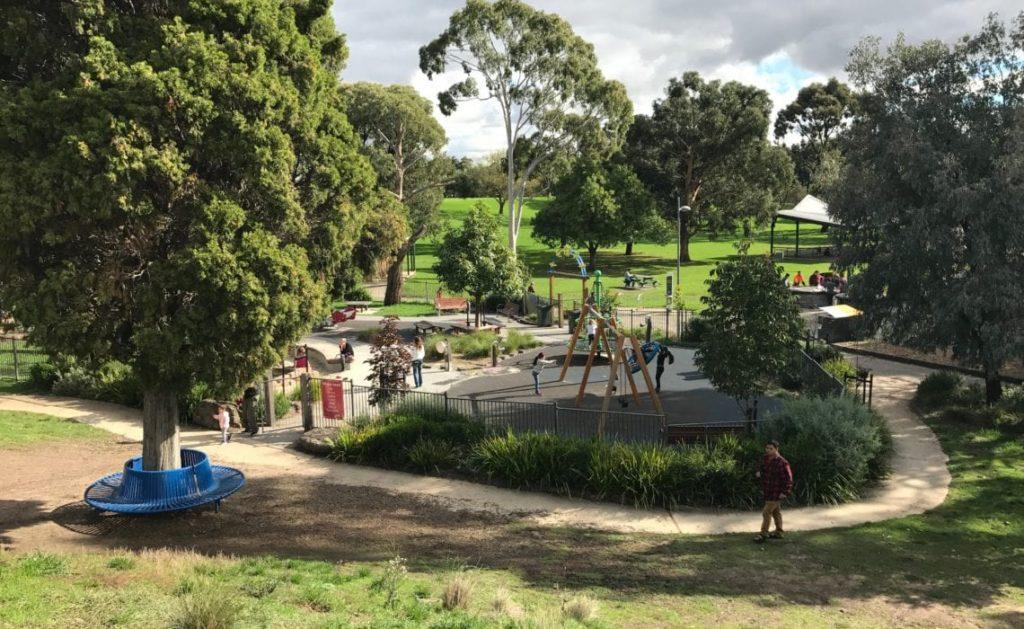 Edward's Lake Park Victoria