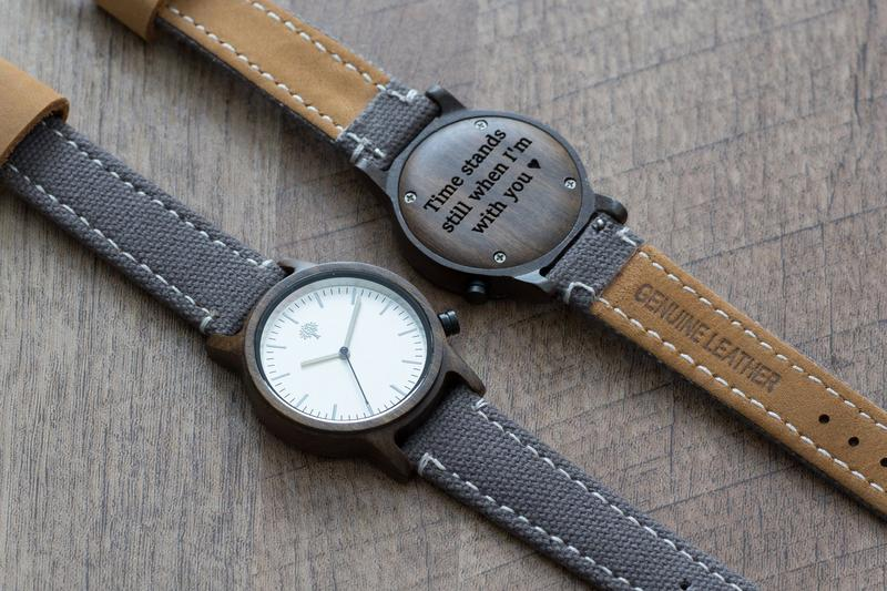 The Gaston Wood Watch Chanate