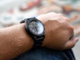 The Oakwood Watch Blackwood