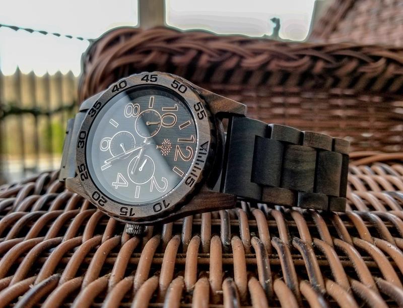 The Oakwood Watch Chanate