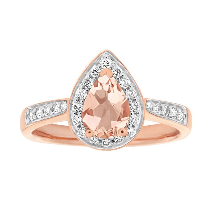 Three-stone Diamond Ring-min