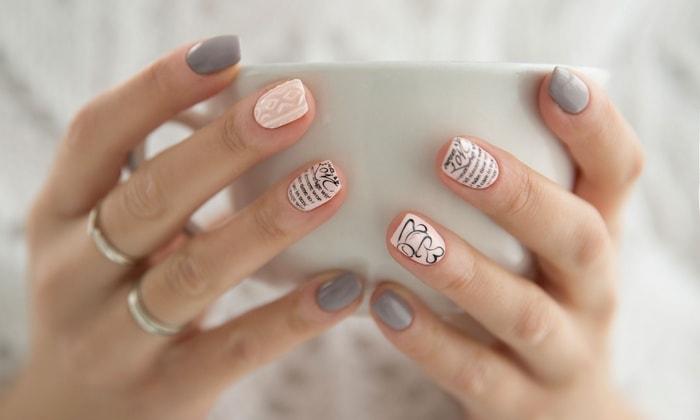 3D Manicure
