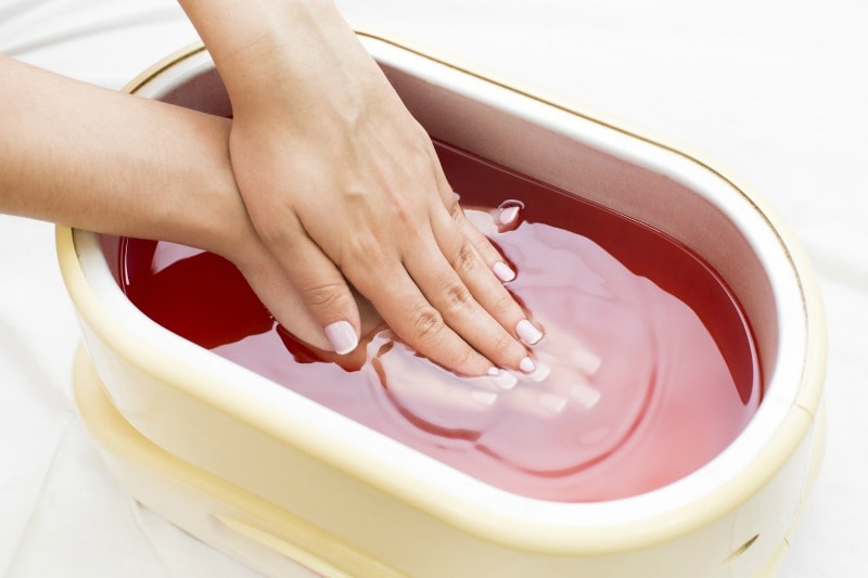 Paraffin Wax Manicure