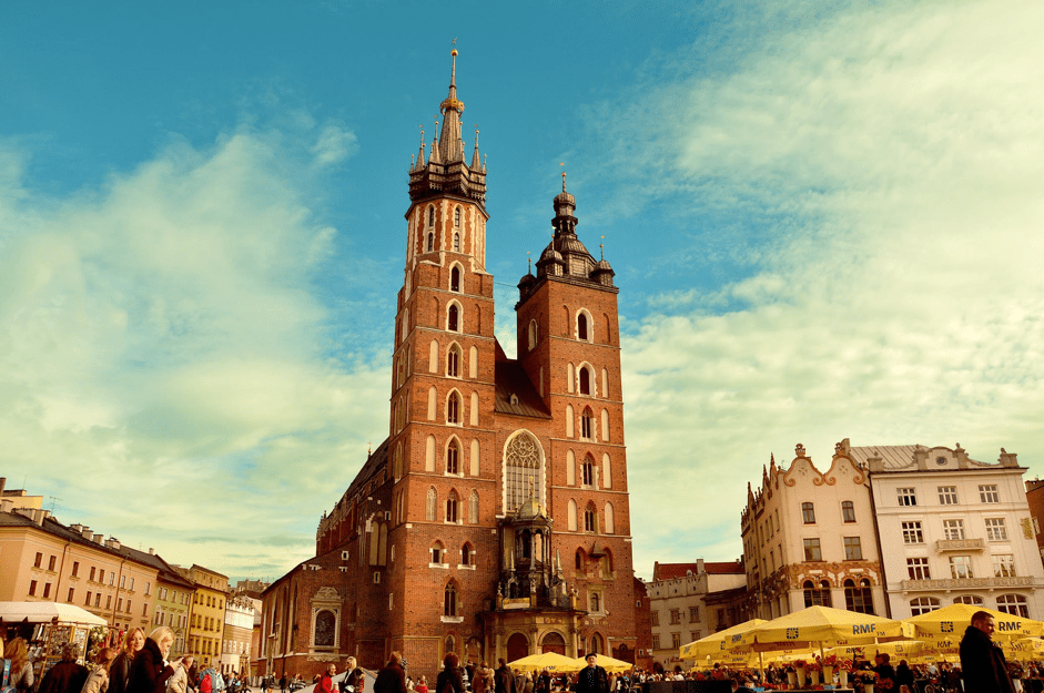 Krakow for Bachelor Party