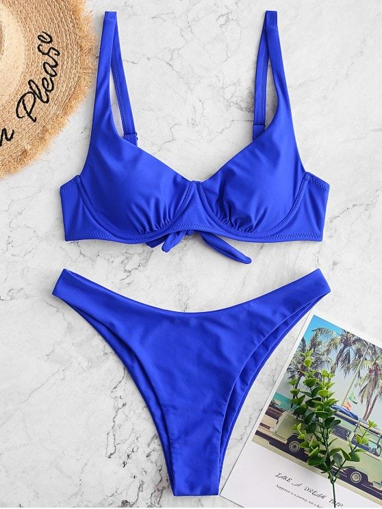 Lingerie Wedding Blue