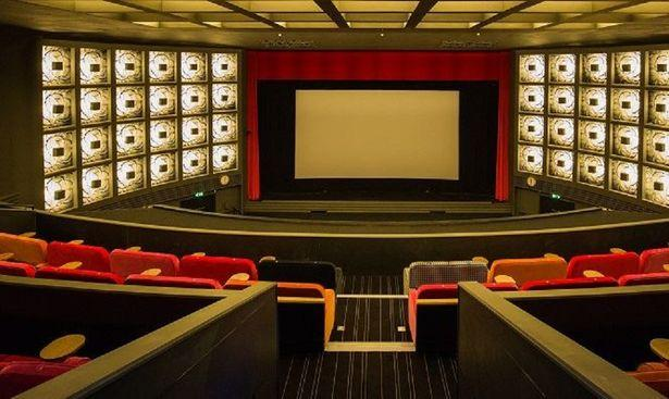 Movies Surrey UK