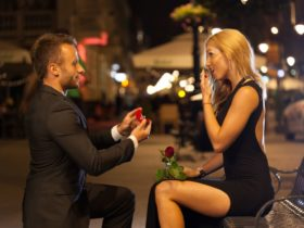 Propose to girlfriend