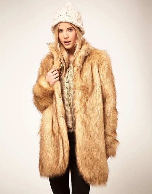 Middle Length or Long Faux Fur