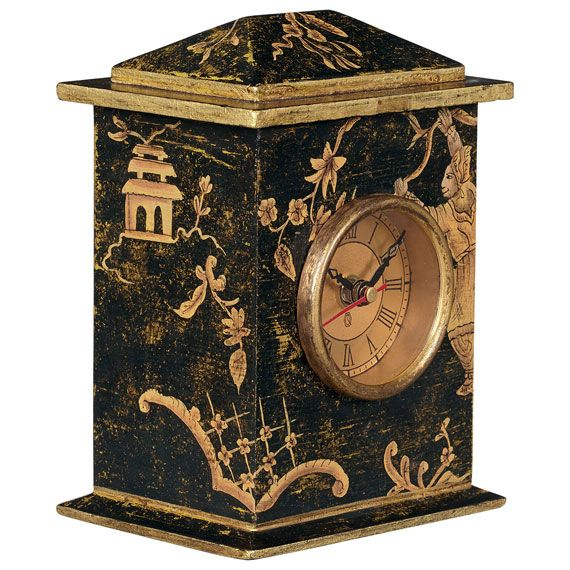Accent Pieces carriage clock min