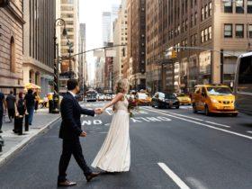 Destination Micro Wedding in New York