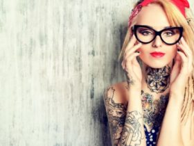 Tattoos Part of a Fashion