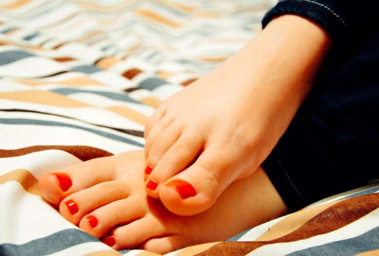Maintain Your Feet After A Pedicure