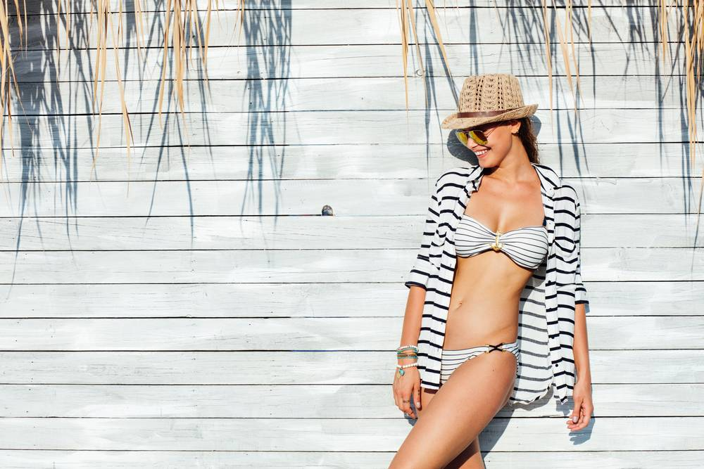 Ways to Feel Good In a Swimsuit