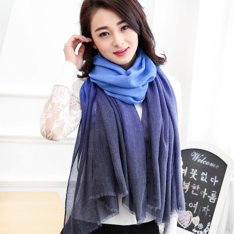 winter scarves for women-min