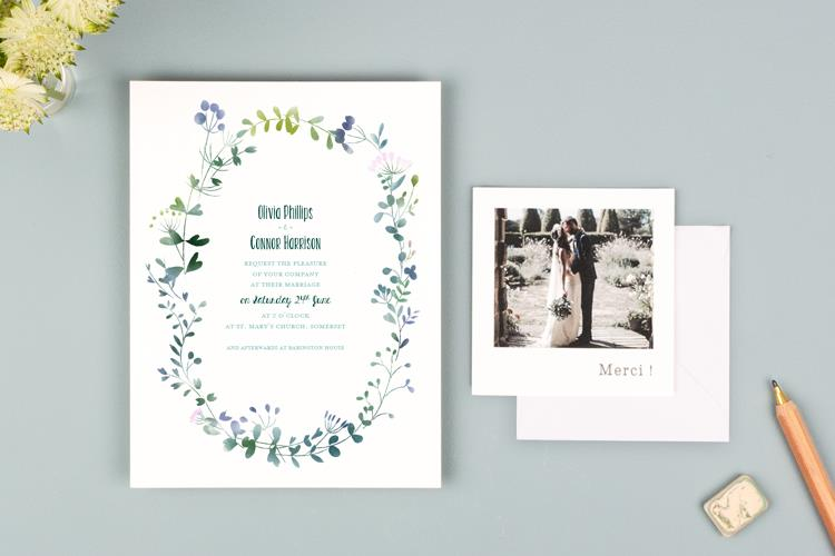 the correct way to write personalised wedding invitations