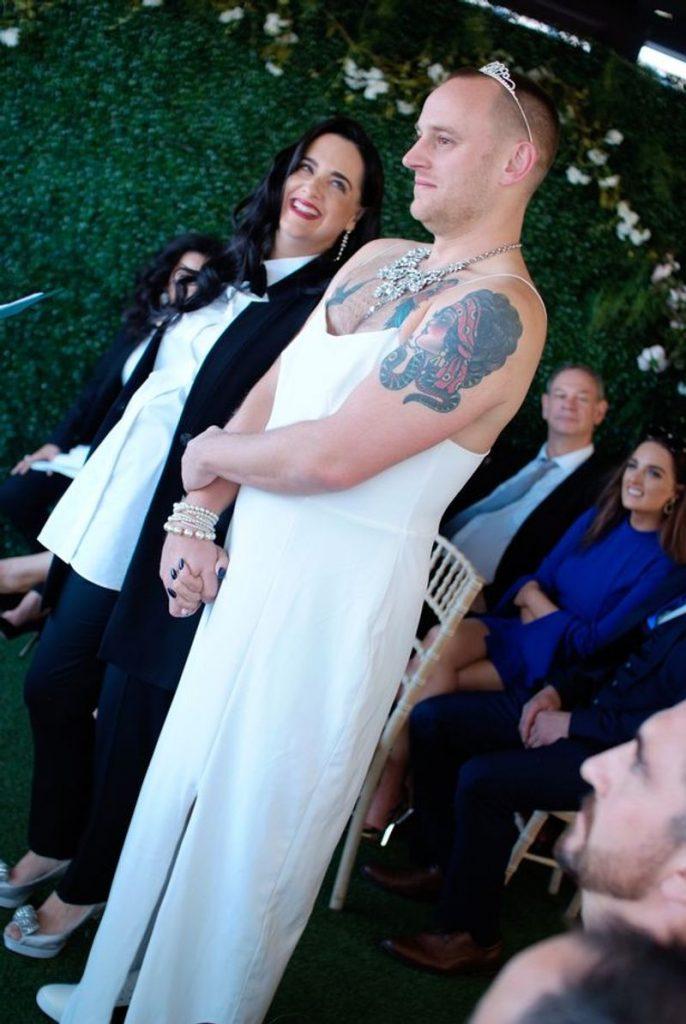 Swap Wedding Party Photo