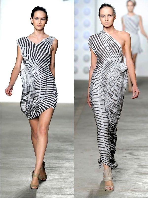 Pleats Fashion Trend 2020