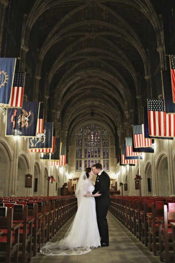 Wedding Military Chapels
