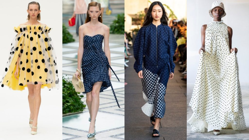 Women Polka Dots fashion 2020-min