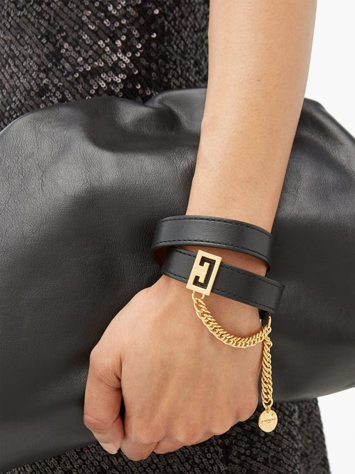 Leather Band Bracelet Women