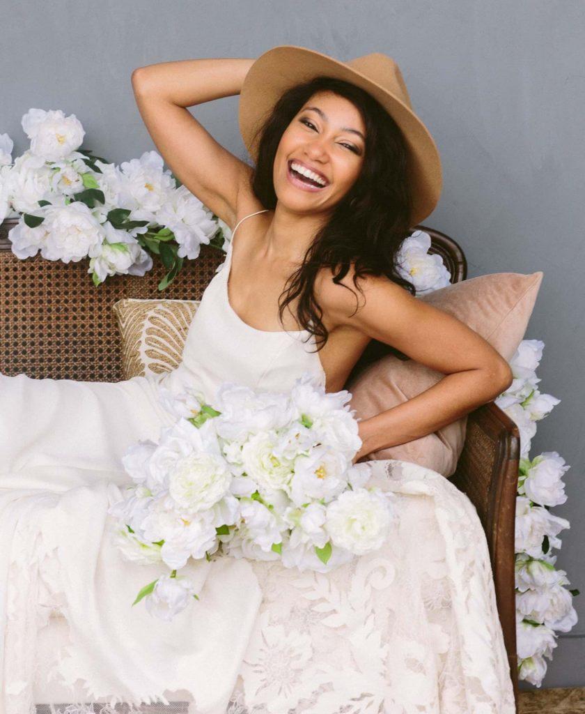 Each bride should have her own bouquet