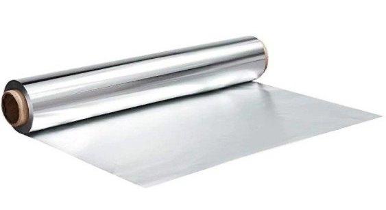 aluminium foil roll base