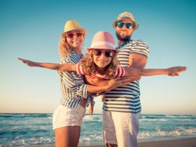 Prepare For Your First Vacation as a Family