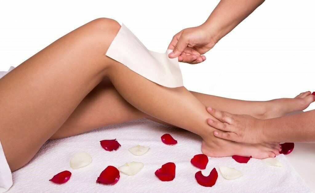 Soft Wax hair removal
