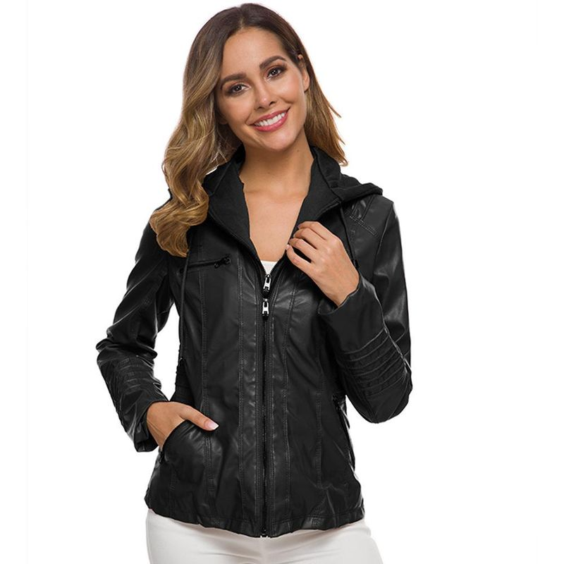 Custom Leather Jacket women