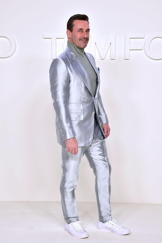 Jon Hamms Fashion Promo