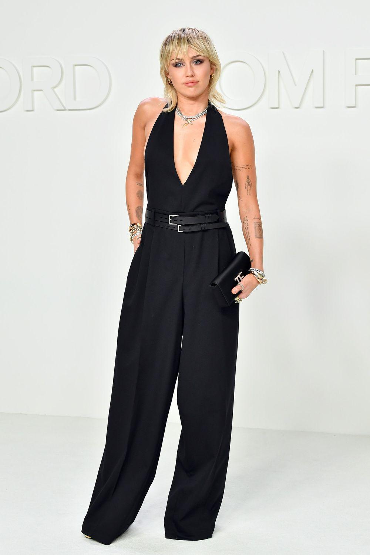 Miley Cyruss Fashion Promo