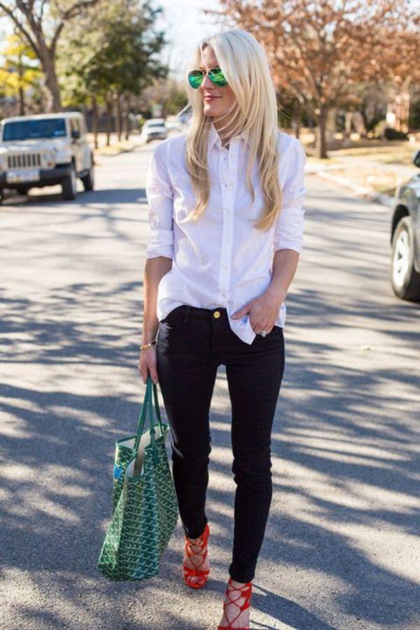 White Dress Shirts