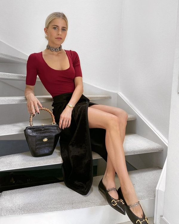 gucci Ballet Flats shoes women