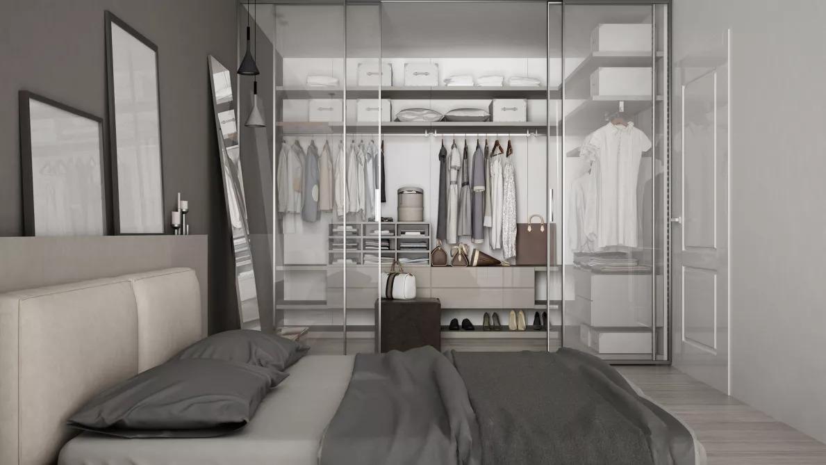 Bedroom Organization Ideas To Eliminate Clutter