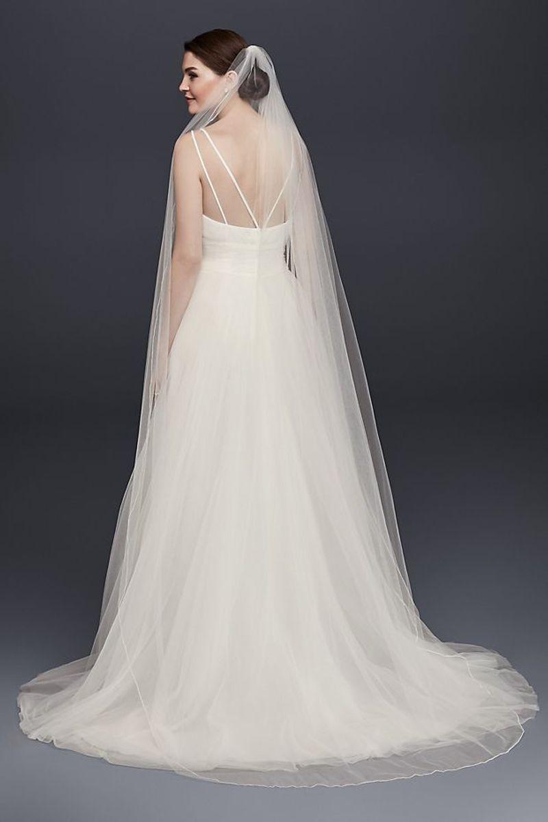 Chapel Wedding Veil