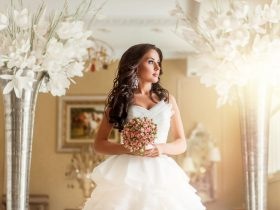 How to Find the Perfect Wedding Dress For Your Body Shape 1