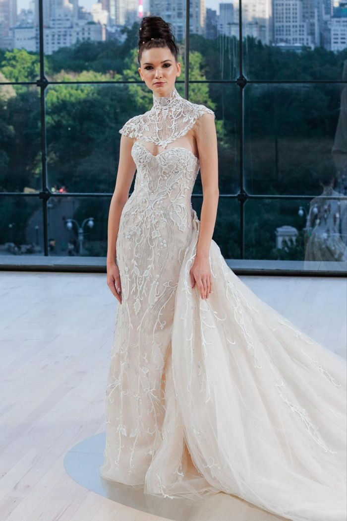 Tall and Slender wedding dress